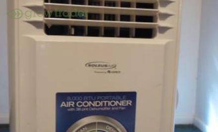 Half Price Cool New 8000 Btu Portable Air Conditioner