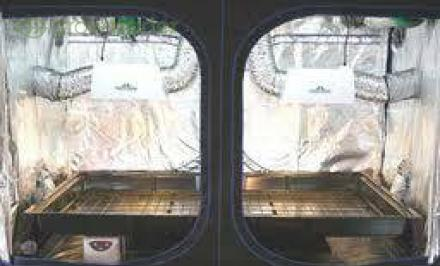 & Sun Hut 4x8 Grow Tent Package - For Sale | Grow Trader